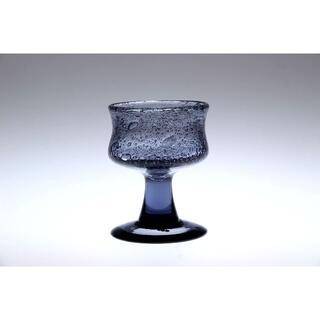 リサラーソン(Lisa Larson)のErik Hoglund エリックホグラン フラワーベース 花瓶(ガラス)