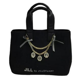 ジルバイジルスチュアート(JILL by JILLSTUART)のJILLSTUART ジュエルリボン ハンドバッグ(ハンドバッグ)
