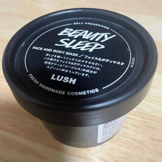 ラッシュ(LUSH)のLUSH ラッシュ BeautySleep(パック/フェイスマスク)