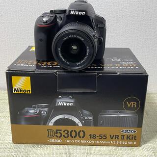 Nikon - NiKON D5300レンズキットWi-fi搭載