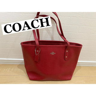 COACH - coach コーチ トートバッグ