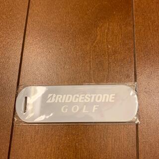 ブリヂストン(BRIDGESTONE)の新品未使用⛳️BRIDGESTONE ネームプレート(その他)