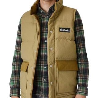 定価25,300円 size M WILDTHINGS down vest