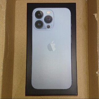 iPhone -  iPhone13 Pro Max 256GB シエラブルー