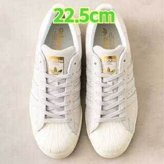 イエナ(IENA)の美品!IENA*【adidas/アディダス】別注SUPERSTAR 22.5cm(スニーカー)