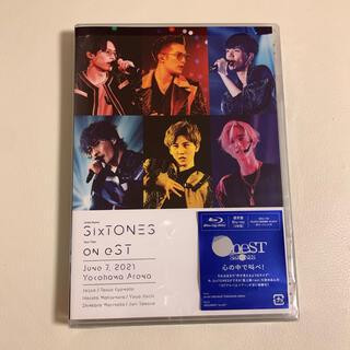 SixTONES  on eST ☆ Blu-ray 通常盤