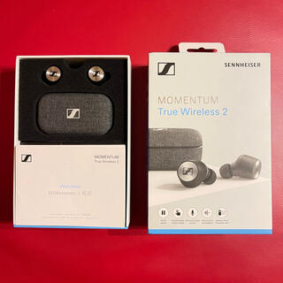 ゼンハイザー(SENNHEISER)のSENNHEISER MOMENTUM True Wireless2(ヘッドフォン/イヤフォン)