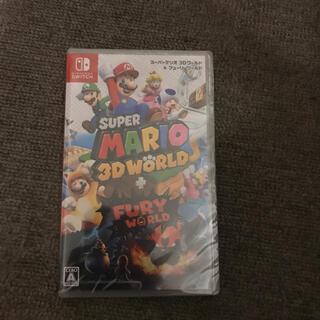 スーパーマリオ 3Dワールド + フューリーワールド【新品未開封】(家庭用ゲームソフト)
