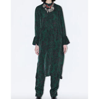TOGA - TOGA PULLA/INNER PRINT DRESS