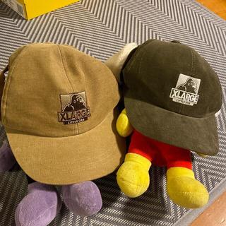 エクストララージ(XLARGE)のXLARGE KIDS  キャップ(帽子)