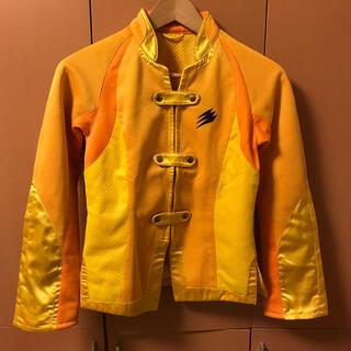 バンダイ(BANDAI)の獣拳戦隊ゲキレンジャー ゲキイエロー ジャケット(衣装)