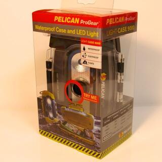 PELICAN A9000/ライト付防水ケース/A9000-001-BK