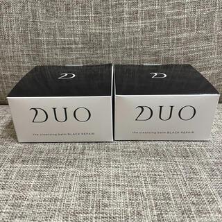 DUO   デュオ クレンジングバーム ブラックリペア 90g   2個セット