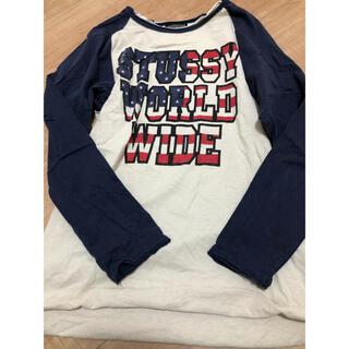 ステューシー(STUSSY)のステューシーウーマンロンT(Tシャツ(長袖/七分))