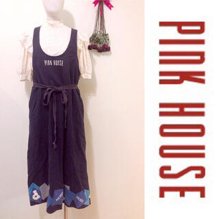 ピンクハウス(PINK HOUSE)の【PINK HOUSE】エプロンワンピース♡コーデSET【ピンクハウス 】(セット/コーデ)