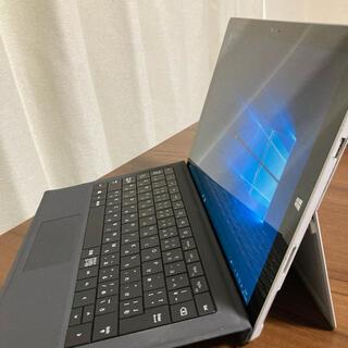 マイクロソフト(Microsoft)のsurface Pro3 ジャンク品 ノートパソコン タブレットパソコン(ノートPC)