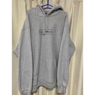 Supreme - Supreme Kaws Sweatshirt XL グレー