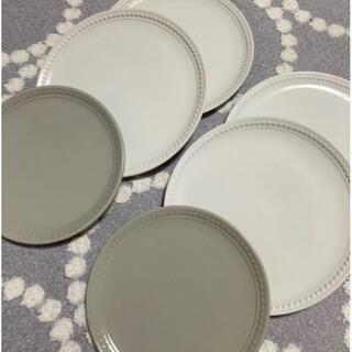 mina perhonen - ミナペルホネン好きな方に ダイソー タンバリン風 プレート 皿
