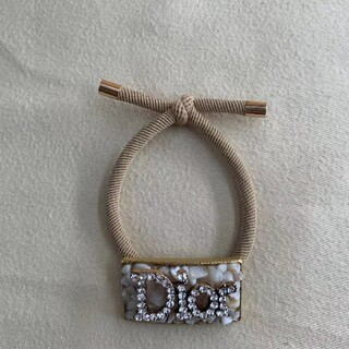 Dior - Dior ディオール ヘアゴム ゴム ノベルティ