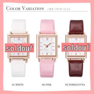 レディースウォッチ レディース腕時計 ピンク 可愛い 腕時計 おしゃれ(腕時計)