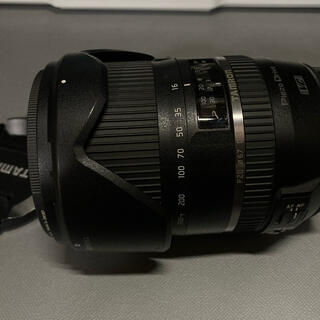 Canon - TAMRON 16-300mm F3.5-6.3 PZD MACRO  キヤノン