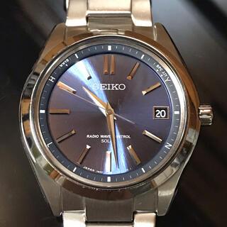 SEIKO - 【訳あり】SEIKOブライツ電波ソーラー時計 SAGZ081