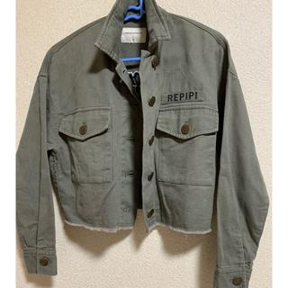 レピピアルマリオ(repipi armario)のrepipi  キッズ 子供服 女の子 人気ショートジャケット XS 140 (ジャケット/上着)