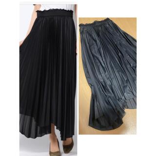 ミラオーウェン(Mila Owen)のミラオーウェンmilaowen プリーツスカート(ひざ丈スカート)