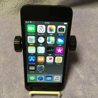 アイポッドタッチ(iPod touch)のiPod touch 2第6世代ブラック(32GB)送料無料(ポータブルプレーヤー)