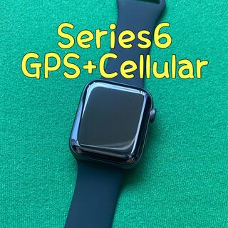 Apple Watch - Apple Watch Series 6 Cellular アップルウォッチ
