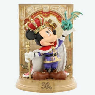 Disney - ディズニーランド 38周年 フィギュア