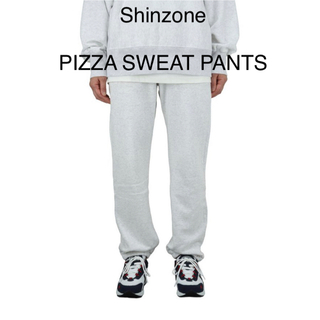 Shinzone - シンゾーン pizza スウェットパンツ 新品タグ付き