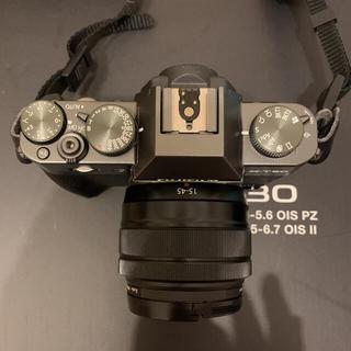 富士フイルム - FUJI FILM X-T30 ダブルズームレンズキット 保護フィルター付き