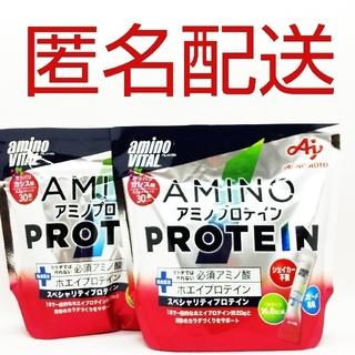 味の素 - 【匿名配送】味の素 アミノバイタル アミノプロテイン カシス味 2袋(60本)