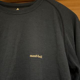 モンベル(mont bell)のmont-bell ロングスリーブシャツ(メンズ)(Tシャツ/カットソー(七分/長袖))