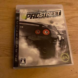 プレイステーション3(PlayStation3)のニード・フォー・スピード プロストリート PS3(家庭用ゲームソフト)
