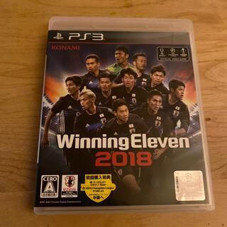 プレイステーション3(PlayStation3)のウイニングイレブン 2018 PS3(家庭用ゲームソフト)