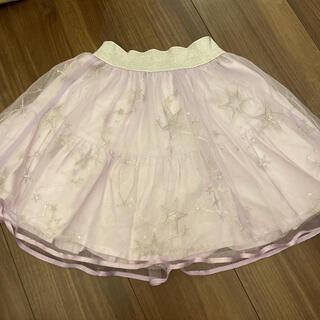 アナスイミニ(ANNA SUI mini)のアナスイミニ M(スカート)