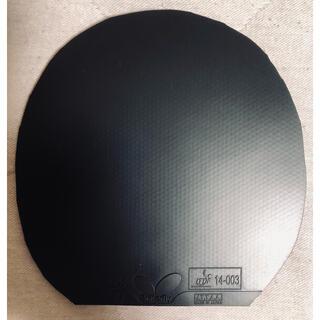 BUTTERFLY - ほぼ新品です❗卓球ラバー テナジー64黒 特厚