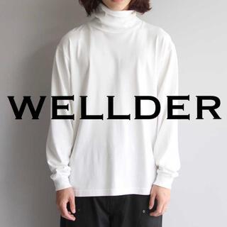 1LDK SELECT - WELLDER Turtleneck T-Shirt  定価1.3万