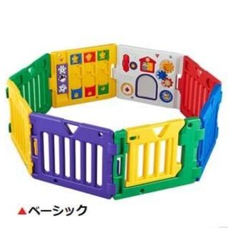 日本育児 - ミュージカルキッズランドDX+拡張トイパネル 8枚セット
