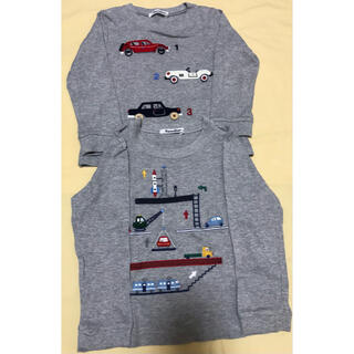 familiar - ファミリア tシャツ2枚セット