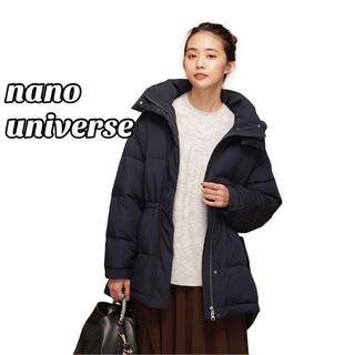 ナノユニバース(nano・universe)のナノユニバース、レディース、ダウンジャケット、★フォロー割引有★(ダウンジャケット)