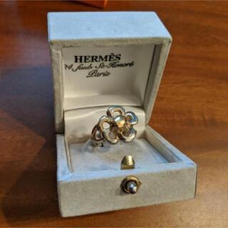 Hermes - エルメス リング フルール