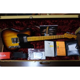 Fender - Fender Custom Shop 2018 Telecaster Relic