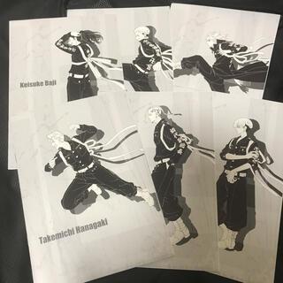 東京リベンジャーズ ノート 6種類 マイキー 千冬 三ッ谷 ドラケン
