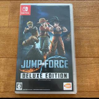 バンダイ(BANDAI)のJUMP FORCE デラックスエディション Switch(家庭用ゲームソフト)