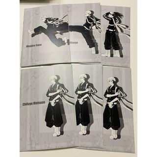 セブンイレブン限定 東京リベンジャーズ オリジナルA5ノート 6冊セット
