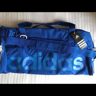 adidas - adidas アディダス ボストン ダッフルバッグ 新品