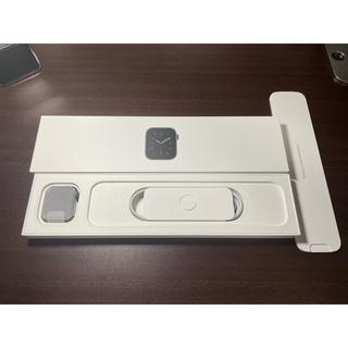 Apple Watch - Apple Watch SE 40mm Space Gray GPS美品
